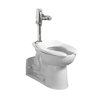 American Standard 3695.001 Priolo Elongated Toilet Bowl Only - White