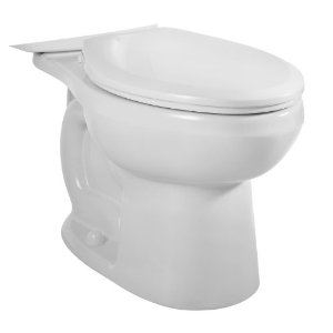 American Standard 3705.216.020 H2Option Dual Flush Right Height Elongated Toilet Bowl Only - White