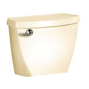 American Standard 4021.016.021 Cadet 3 12-Inch Rough-In Toilet Tank - Bone