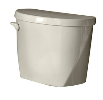 American Standard 4061.016.222 Evolution 2 Toilet Tank Only - Linen