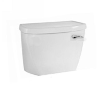 American Standard 4142.801.020 Yorkville 1.1 gpf Toilet Tank with Right Hand Trip Lever - White