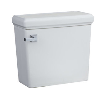 American Standard 4216.128 Town Square Vitreous China Toilet Tank Only - White
