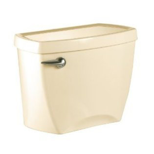 American Standard 4266.014 Champion 4 Vitreous China Toilet Tank Only - Bone