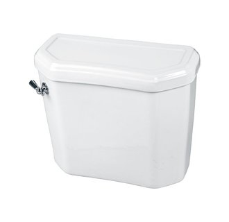 American Standard 4281.014 Doral Classic Vitreous China Toilet Tank Only - White
