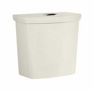 American Standard 4339.216.222 H2Option Toilet Tank Only - Linen
