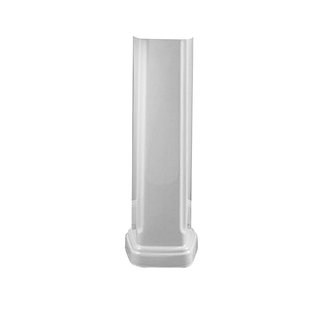 American Standard 734906-401.020 Portsmouth Pedestal Base Only - White