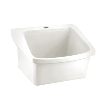 American Standard 9047.093 Surgeon Scrub Sink - White