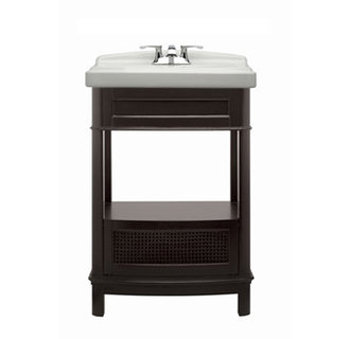 American Standard 9210.224 Washstand From The Generations Collection - Dark Chocolate