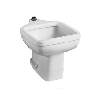 American Standard 9504.999 Clinic Service Sink Vitreous China - White