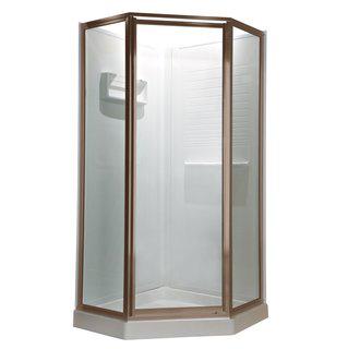 American Standard Amopqf2 400 Neo Angle Shower Doors
