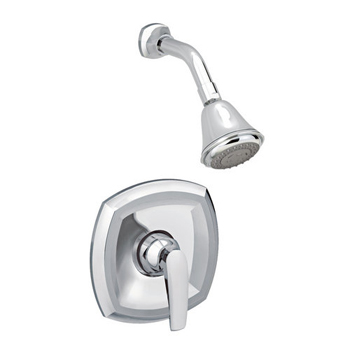 American Standard T005.501 Single Handle Shower Valve Trim - Oil Rubbed Bronze (Pictured in Polished Chrome)