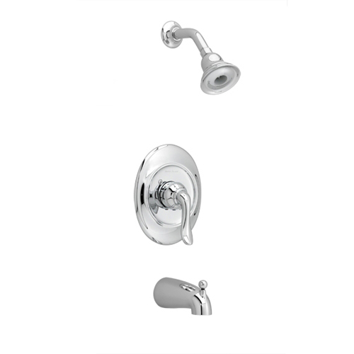 American Standard T508507 Princeton Bath/Shower Trim - Oil Rubbed Bronze (Pictured in Polished Chrome)