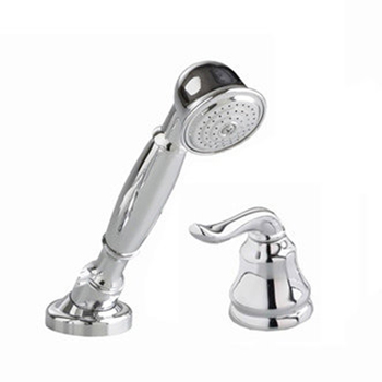 American Standard T508.990 Single Handle Deck Mounted Diverter and Personal Hand Shower Trim - Polished Chrome