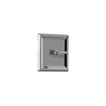 American Standard T555.730 Single Handle Central Thermostatic Valve Trim Only  - Oil Rubbed Bronze (Pictured in Polished Chrome)