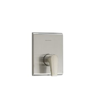 American Standard T590.500 Studio Single Handle Valve Trim Only with Metal Lever Handle - Satin Nickel