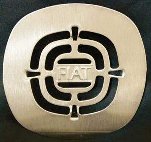 Fiat STRWL000 Drain Plate - Stainless Steel
