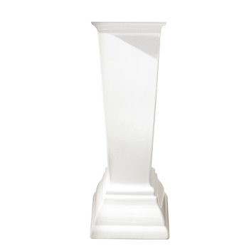 American Standard 0031.000.020 Town Square Pedestal Base Only - White