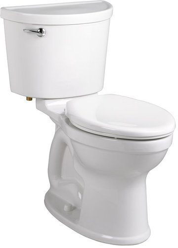 American Standard 211A.A105 Champion Pro Two-Piece Elongated Toilet - White