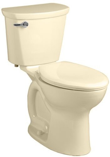 American Standard 215CA.104 Cadet Pro Two-Piece Elongated Toilet - Bone