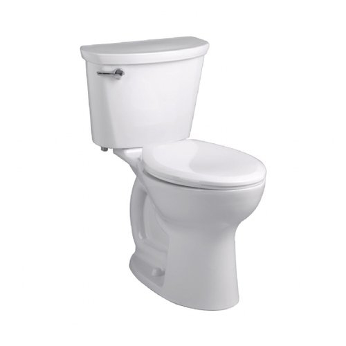 American Standard 215FC.104 Cadet Pro Two-Piece Elongated Toilet - White