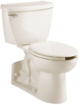 American Standard 2876.016 Yorkville Pressure-Assisted Elongated 1.6 GPF Toilet - Linen