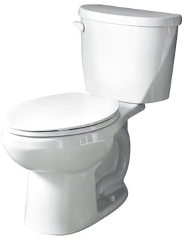 American Standard 3068.001.020 Evolution 2 Right-Height Elongated Toilet Bowl Only - White