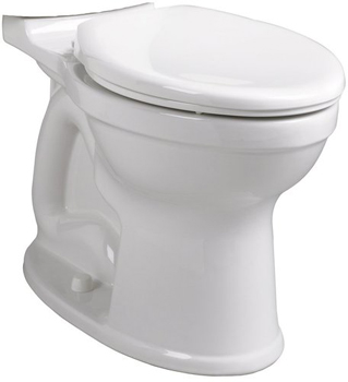 American Standard 3195B.101.020 Champion PRO Right Height Round Toilet Bowl Only - White