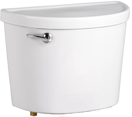 American Standard 4225A.105 Champion Pro Vitreous China Toilet Tank Only - White
