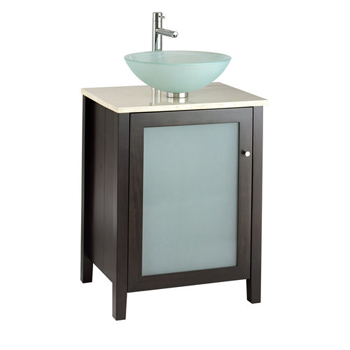 American Standard 9445.024 Cardiff Vanity Cabinet Only - Espresso