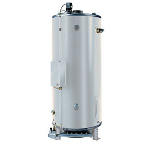 American Water Heater BCG3-85T390-6NOX 85 Gallon 390,000 BTU Low Nox Heavy Duty Commercial Gas