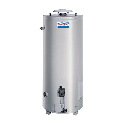 American Water Heater CG32-75T75-4NOV 75 Gallon 75,100 BTU Non Dampered Commercial Gas