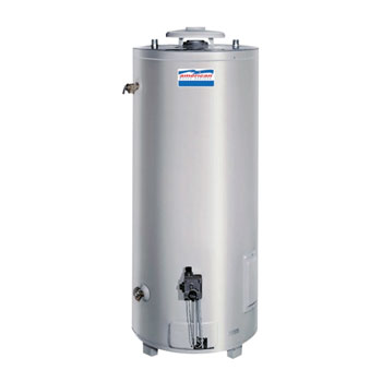 American Water Heater CG32-100T77-4NOV 100 Gallon 75,100 BTU Non Dampered Commercial Gas