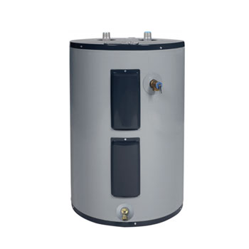 American Water Heater E62-40L-045DV 38 Galllon Residetnial Electric Lowboy Water Heater