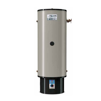 American Water Heater PG10 50-130-2NV 50 Gallon Residential Natural Gas Polaris High Efficiency Water Heater