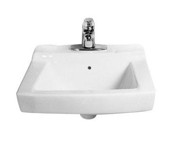 American Standard Declyn Wall-Hung Sink 4