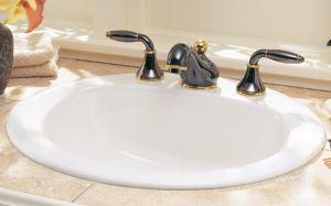 American Standard 0491.019.020 Rondalyn Countertop Sink 4
