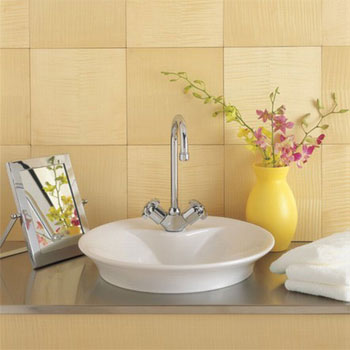 American Standard 0670.000.020 Morning Above Counter Sink - White