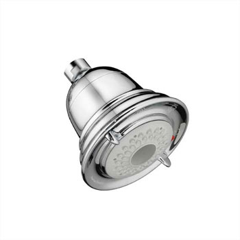 American Standard 1660.113.002 FloWise Traditional 3 Function Water Saving Showerhead - Chrome