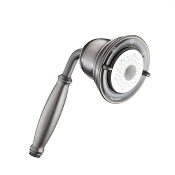 American Standard 1660.143.295 FloWise Traditional 3 Function Water Saving Hand Shower - Satin Nickel