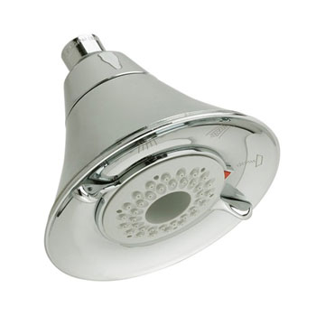 American Standard 1660.717.295 Three Function Flowise Water Saving Showerhead - Satin Nickel