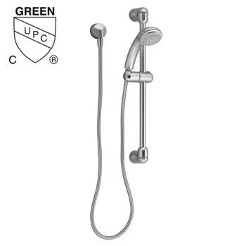 American Standard 1662.604.295 Water Saving Shower System Kit - Satin Nickel