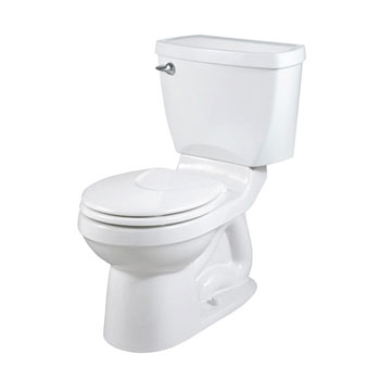 American Standard 2018.214.020 Champion Elongated Toilet - White