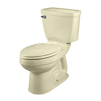 American Standard 2018.214.021 Champion Elongated Toilet - Bone