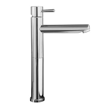 American Standard 2064.151.295 'One' Single Control Vessel Lavatory Faucet - Satin Nickel (Pictured in Chrome)
