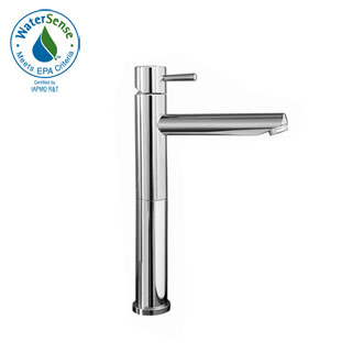 American Standard 2064.152.002 One Single Control Vessel Lavatory Faucet - Chrome