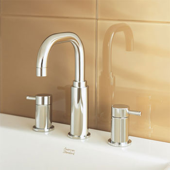 American Standard 2064.801.002 'One' Widespread Lavatory Faucet - Chrome