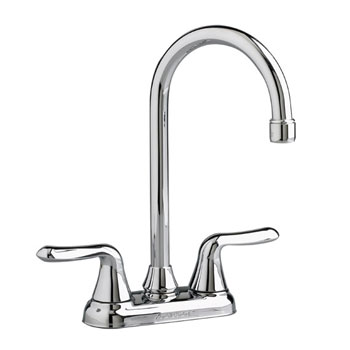 American Standard 2475.500.265 ColonySoft Bar Faucet - Brushed Chrome (Pictured in Chrome)