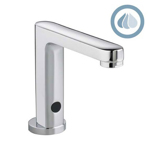 American Standard 2506.165.002 Moments Electronic Lavatory Faucet with Selectronic Technology - Chrome