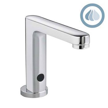 American Standard 2506.155.002 Moments Electronic Lavatory Faucet with Selectronic Technology - Chrome
