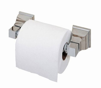 American Standard 2555.061.295 Town Square Toilet Tissue Holder - Satin Nickel  (Pictured in Chrome)